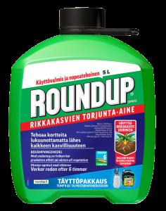 Roundup Express 5L täyttökanisteri