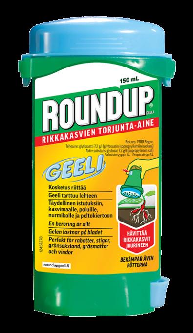 Roundup Geeli 150 ml