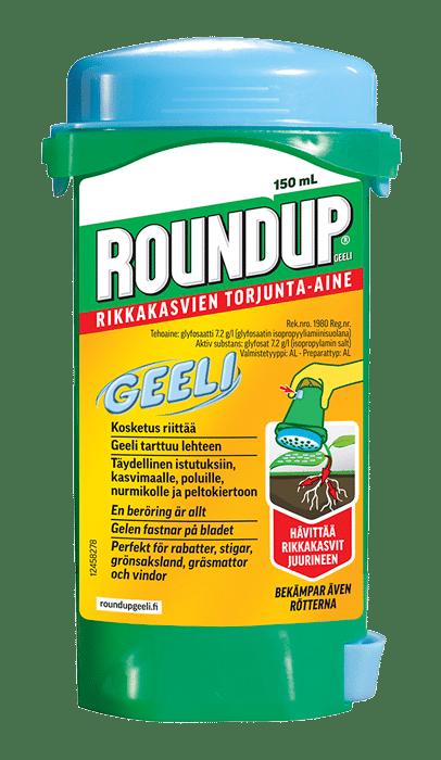 Roundup Käyttöohje