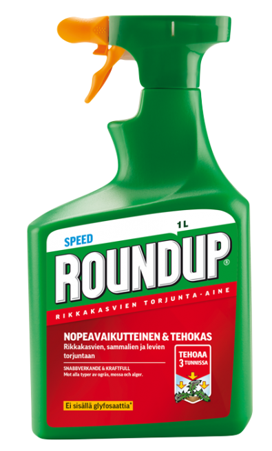 Roundup Speed 1L nopeavaikutteinen