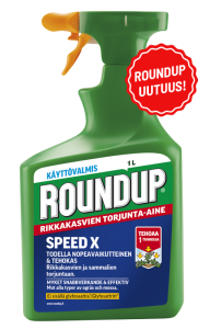 Roundup Speed X 1L