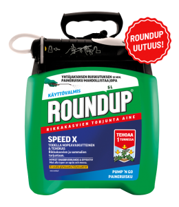 Roundup Speed X 5L